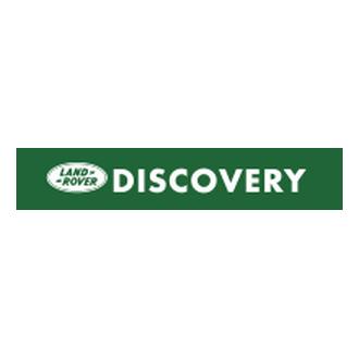 Land Rover Discovery Vektörel Logo