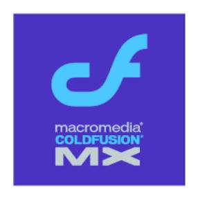 Macromedia Coldfusion MX Logo