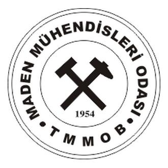 Maden Mühendisleri Odası Logo