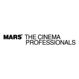 Mars The Cinema Professionals Logo