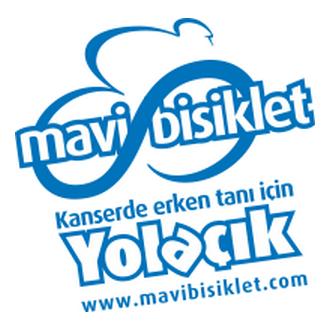 Mavi Bisiklet Logo