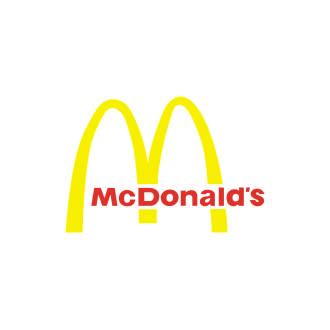 McDonalds 2 Vektörel Logo