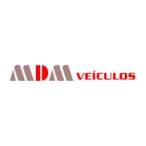 MDM VEICULOS Logo