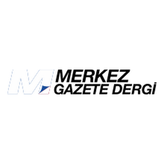 Merkez Gazete Dergi Logo