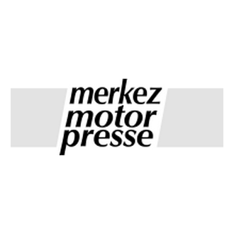 Merkez Motor Presse Logo