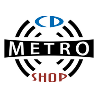 Metro CD Shop Logo