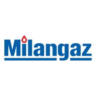 Milangaz Logo
