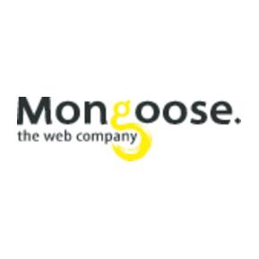 Mongoose – The Web Company Logo