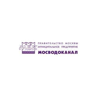 Mosvodokanal Logo