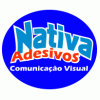 Nativa Adesivos Logo