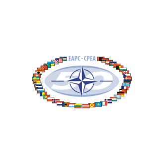 NATO50 Logo