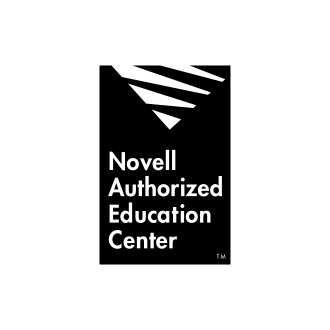 Novell Authorized Education Center Logo