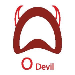 O Devil Logo