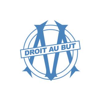 Olympique de Marseille FC 2 Logo