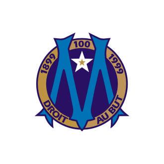 Olympique de Marseille FC Logo