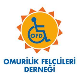 Omurilik Felçlileri Derneği Logo