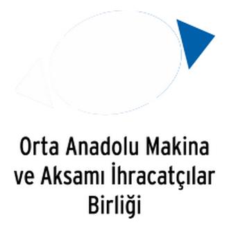 Orta Anadolu Makina ve Aksamı İhracatçılar Birliği Logo