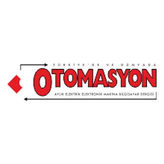 Otomasyon Dergisi Logo