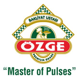 Özge Bakliyat ENG Logo