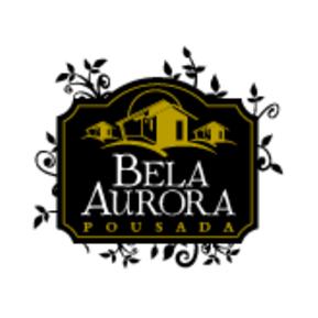 pousada bela aurora Logo