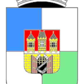 Praha 4 emblem Logo