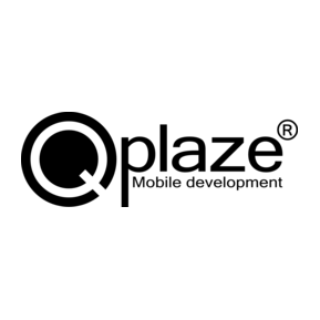 Qplaze – mobile development Logo