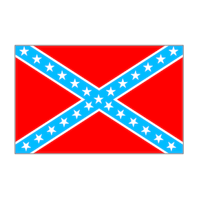 Rebel Flag Logo