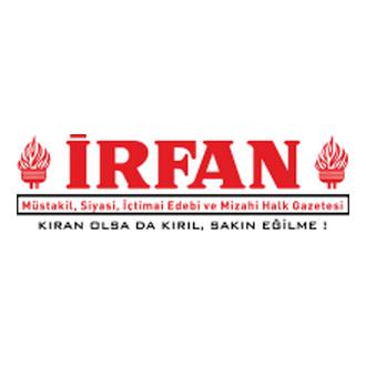 Siverek İrfan Gazetesi Logo