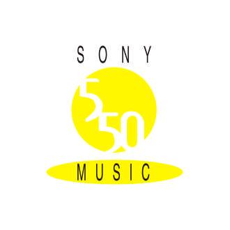 Sony 550 Music Logo