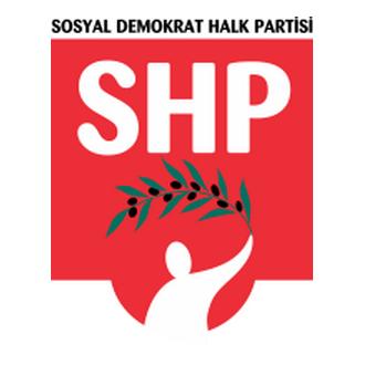 Sosyal Demokrat Halk Partisi Logo
