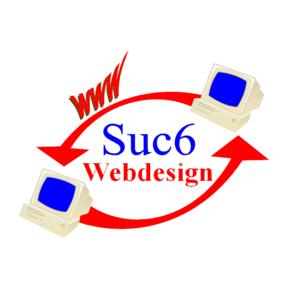 Suc6 Webdesign Logo