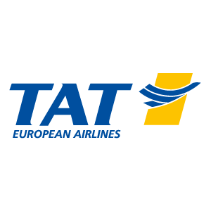 TAT European Airlines Logo
