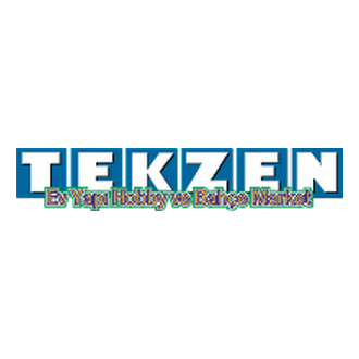Tekzen Ev Yapı Hobby ve Bahçe Logo