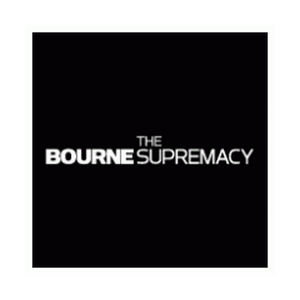 The Bourne Supremacy Logo