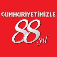 Türkiye Cumhuriyetinin 88. Yılı Logo