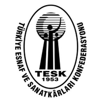 Türkiye Esnaf ve Sanatkarlar Konfederasyonu Logo