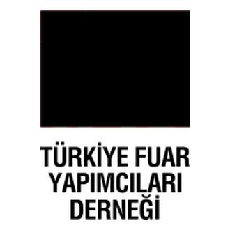 Türkiye Fuar Yapımcıları Derneği Logo