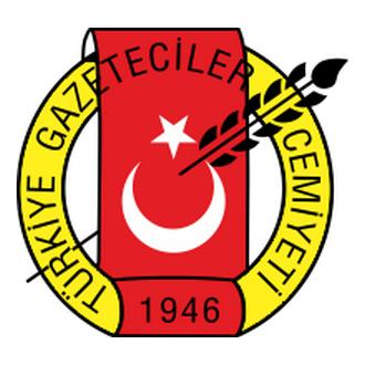 Türkiye Gazeteciler Cemiyeti Logo