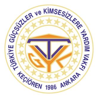 Türkiye Güçsüzler ve Kimsesizl Logo