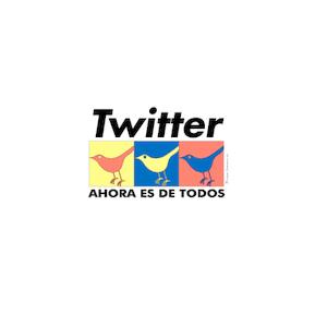 Twitter Ahora es de todos Logo