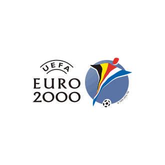 UEFA Euro2000 Football Logo