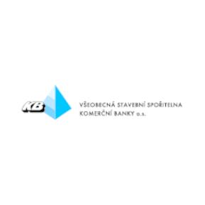 Vseobecna Stavebni Sporitelna Komercni Banky Logo