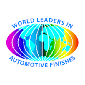 WORLD LEADERS IN AUTOMOTIVE FINISHES Logo