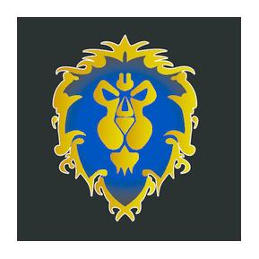 World of Warcraft Alliance Logo