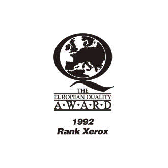 Xerox 1992 award Logo