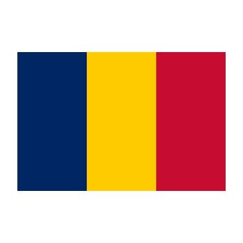 Çad Bayrağı Vector