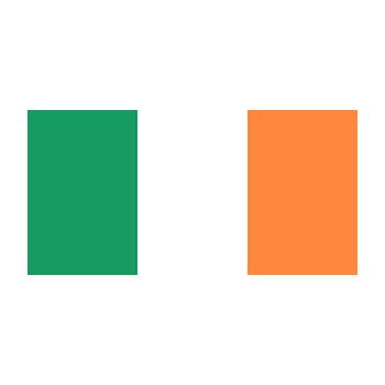 İrlanda Bayrağı Vector