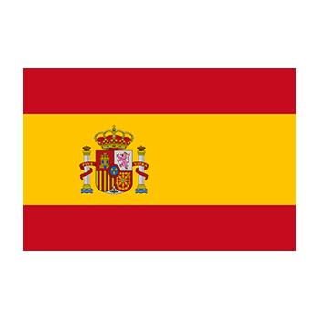 İspanya Bayrağı Vektör