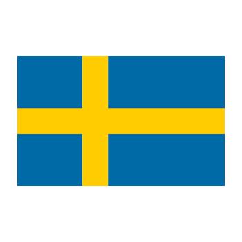 İsveç Bayrağı Vector