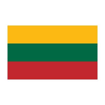 Litvanya Bayrağı Vektör